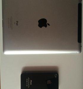 Ipad 2 32 gb Cellular + Iphone 4 16 gb