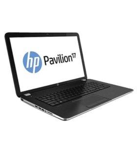 "Ноутбук ""hp""pavilion 17'"