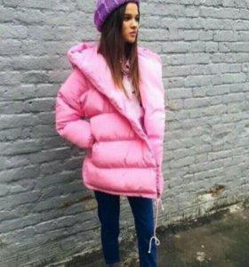 Продам куртку зефирку