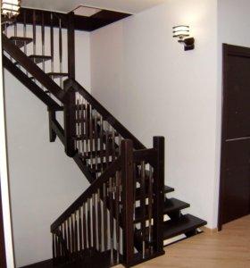 Лестницы и Ограждение!