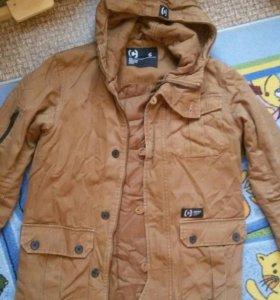 Мужская куртка cropp town