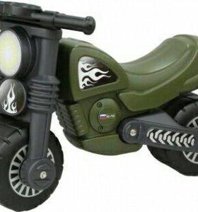 Каталка Мотоцикл Полесье