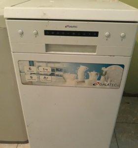 Машинка посудомоечная, GALATEC