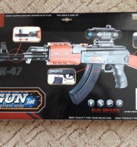 Новое игрушечное оружие