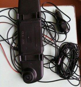 Зеркало заднего вида-видеорегистратор