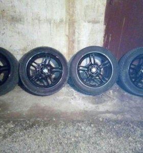 Продам колеса на BMW