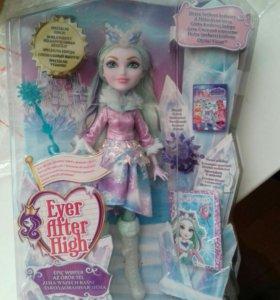 Новая кукла Ever After High