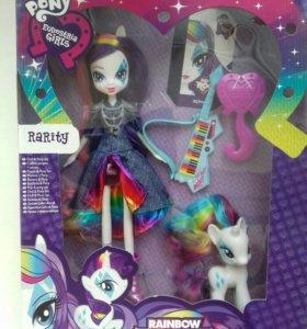 Новая кукла Little Pony