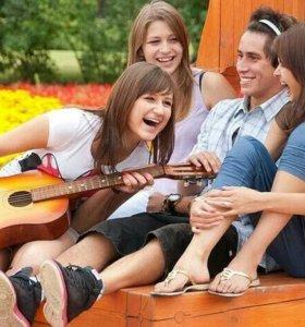 """Уроки игры на гитаре с """"нуля"""" для взрослых и детей"""