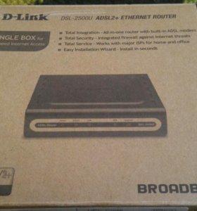 D-Link DSL 2500U