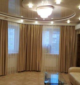 Квартира, 3 комнаты, 91 м²