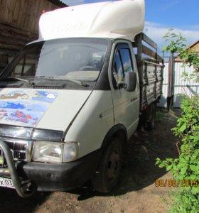 грузовик- газель