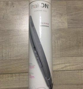 Професиональные щипцы для выпрямления волос