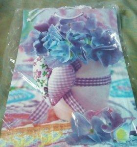 Пакет для упаковки подарков