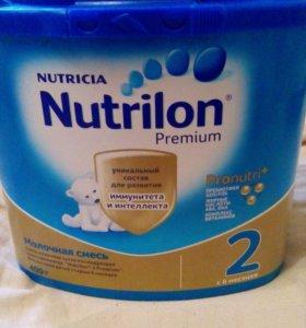 Смесь Nutrilon Premium 2