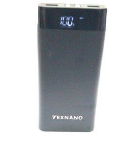 Зарядное устройство texnano 30000mah.