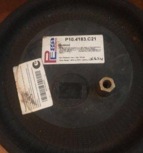 Пневморессора мерседес (p10.4183.c21) цена 5000