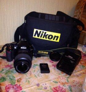 Nikon D3100 фотоаппарат