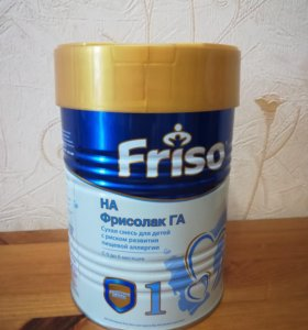 Детская смесь Фрисолак ГА 1, 2 шт