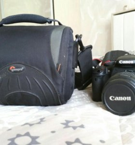 Фотоаппарат Canon EOS 550d (СТАРАЯ ЦЕНА 15000!)