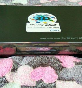 DVD/Blu-ray плеер Philips BDP7500B2