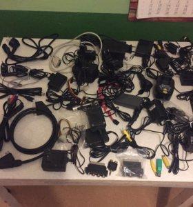 Адаптеры, провода, соединители