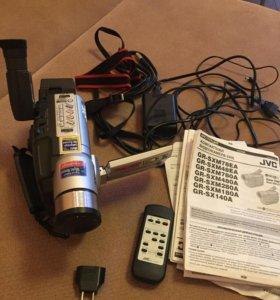 Видеокамера VHS(JVC)