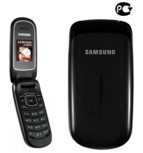 Раскладушка Samsung новая