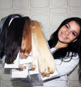 Волосы высокого качества