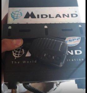 Рация Midland