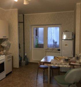 Квартира, 1 комната, 43.8 м²