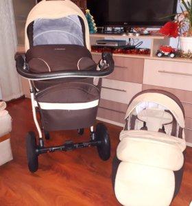 Коляска 2в1 Androx Rox Baby Barselona Miro