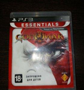 Игра ps3 God of War 3