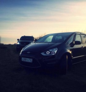 FORD S-MAX 2007 2.5