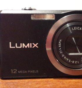 Фотоаппарат Panasonic Lumix DMC-FX100