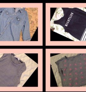 Пакетом 🎀 майка , топ , рубашка