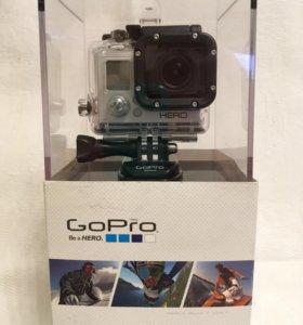 GoPro hero 3 новая