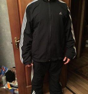 спортивный костюм Adidas новый