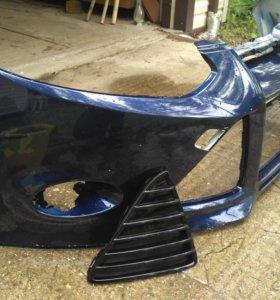 Бампер передний Форд Фокус 3