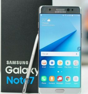 "5,8""""Samsung galaxy note 7"
