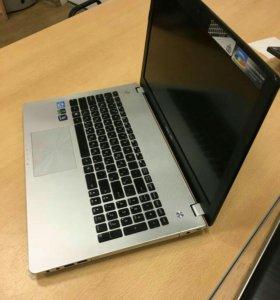 Игровой ноутбук Asus N56V