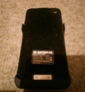 Доп акамулятор iPhone 4 4s