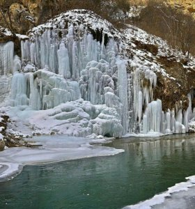 9 марта тур в Чегемское ущелье
