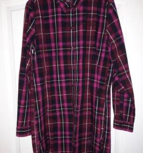 Рубашка CampDavid(Soccx)