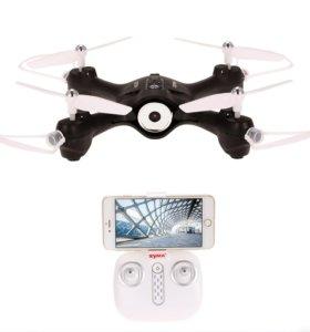 Квадрокоптер SYMA X23W с камерой FPV + WiFi