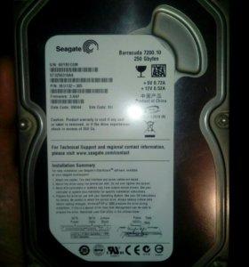 Жосткий диск 250G