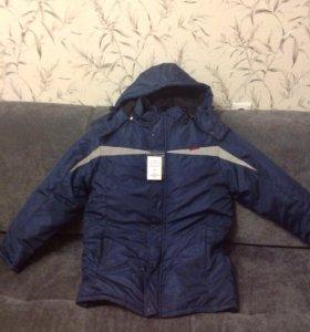 Куртка утеплённая новая
