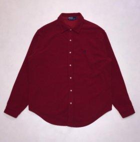 Ralph Lauren флисовая рубашка