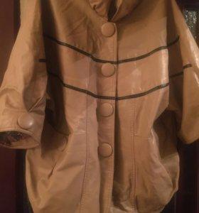 Куртка из натуральной кожи 54 р