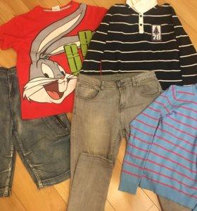 Вещи на мальчика 10-13 лет пакетом